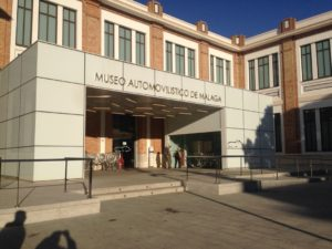 Automotive and Fashion Museum in Malaga Spain