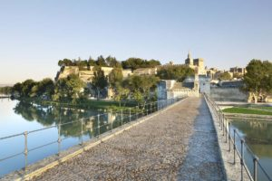 Post d'Avignon (Avignon Bridge)