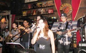 Band at a Jazz Club in Bangkok