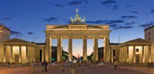 Brandenburger Gate in Berlin
