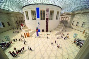 British Museum Lobby