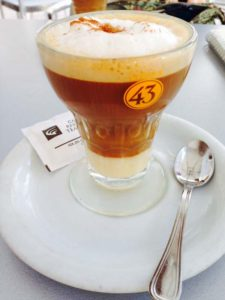 Cafe Asiatico with Licor 43