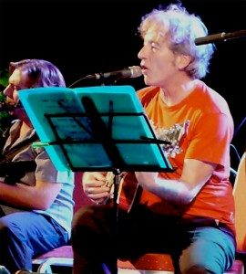 Berry Sakharof at Casa Safarad Israel-Concert