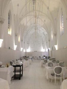 Dining Room at Hotel Pamplona Catedral