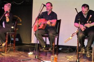 Irish Night of Dinner and Music at Arlington Hotel