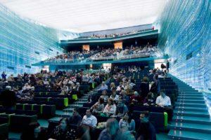 El Batel Auditorium Meeting