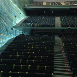 El Batel Auditorium in Cartagena Spain