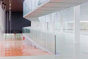 El Batel Hallway