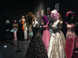 Fashion Collection at Automotive Museum in Malaga