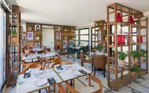 H10 Cubik Hotel Barcelona Tapas Bar Atik (Rooftop Level)