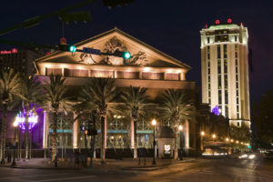 Harrah's Casino and Hotel in New Orleans