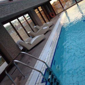 Hilton Madrid Airport Hydrotherapeutic Pool