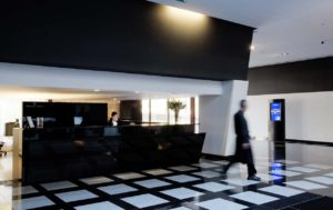Hilton Madrid Airport Reception