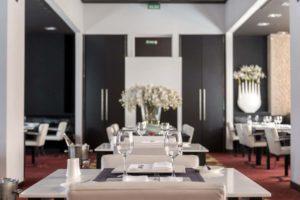 Hilton Madrid Airport Rerserva Grill