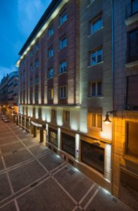 Hotel Maisonnave in Pamplona Exterior
