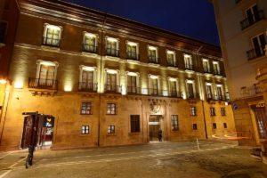 Hotel Palacio Guendulain in Pamplona, Spain