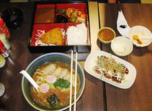 Japanese Food Has Become Popular in Bangkok