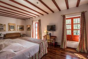 La Casas de la Juderia Guest Room in Cordoba, Spain