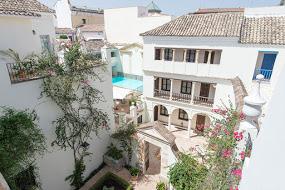 La Casas de la Juderia in Cordoba, Spain (Exterior)