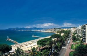 Le Croissette in Cannes, France