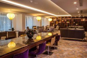 London Hilton Metropole EDG Library Room