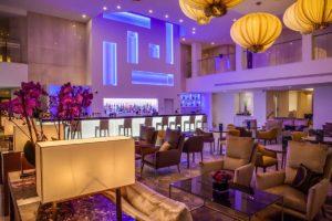 London Hilton Metropole EDG Lobby Bar