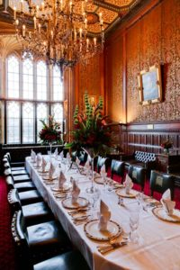 London House of Commons Pugin Room