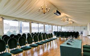 London House of Commons Terrace Pavilion