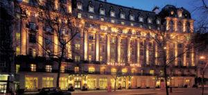London Waldorf Hilton (Exterior)
