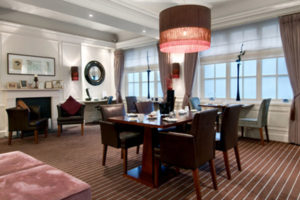 Waldorf Hilton London Executive Lounge