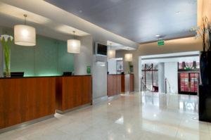 Waldorf Hilton London Lobby
