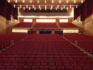 Main Auditorium at Baluarte in Pamplona