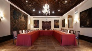 Meetings at Hotel Palacio Guendulain Pamplona