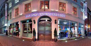 Mini Bottle Gallery in Oslo Has 53,000 Miniature Bottles in Its Museum