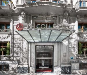 NH Collection Abascal in Madrid Exterior