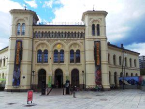 Nobel Peace Center Museum - PR