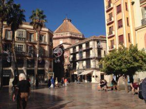 Old Town Malaga, Spain