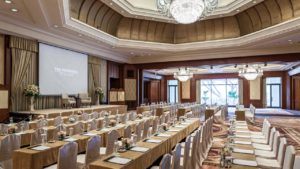 Peninsula Bangkok Sakuntala Meeting Space