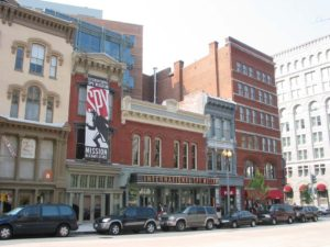 PennQuarter F Street Spy Museum
