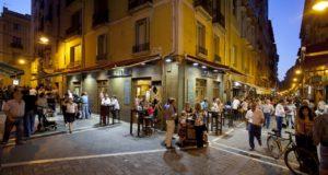 Pintxos Bars in Pamplona