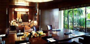 Shangri-La Bangkok - The Boardroom