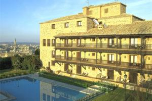 Toledo Parador (Exterior)