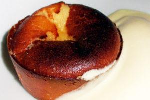 Marzapan Dessert at Locum in Toledo, Spain