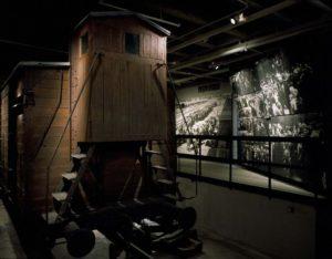 U.S. Holocaust Museum Railcar