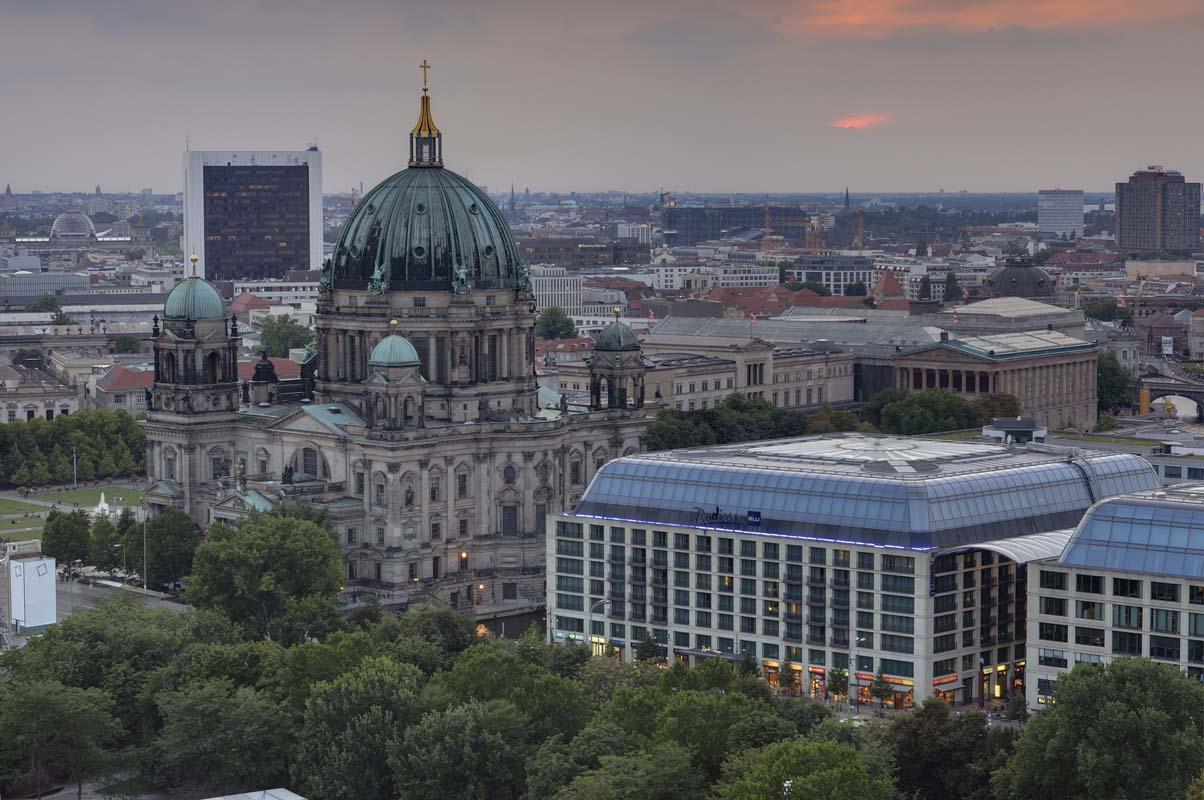 Center Of Berlin