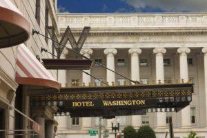 W Washington