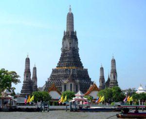 Wat Arun Temple of Dawn in Bangkok