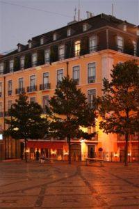 Bairro Alto Hotel in Lisbon, Portugal (Exterior)