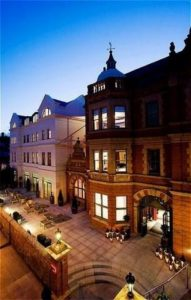 Dylan Hotel in Dublin