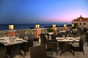Grande Real Villa Italia Restaurante Belvedere Terrace in Cascais, Portugal